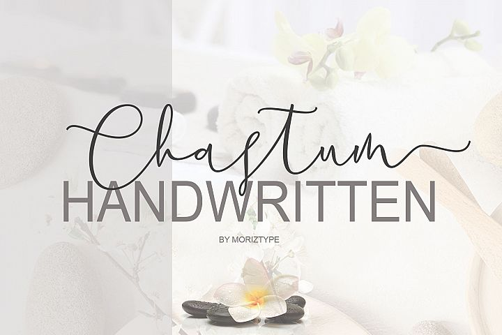 Chastum Handwritten