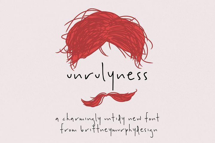 Unrulyness