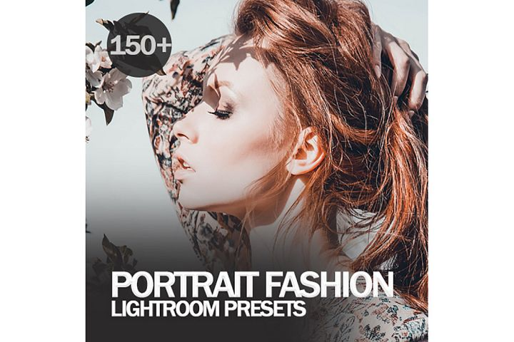 Portrait Fashion Lightroom Presets