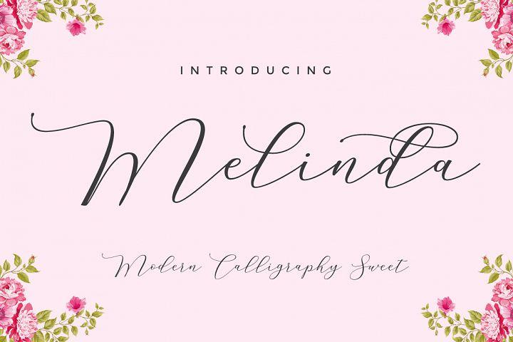 Melinda Script