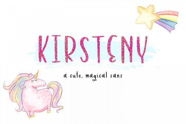 Kirsteny Sans