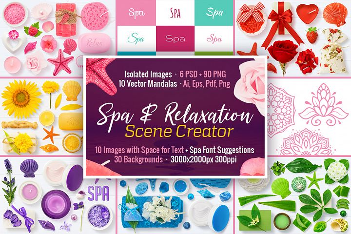 Spa & Relaxation Scene Creator