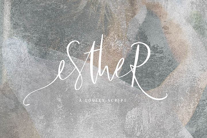 Esther | A Lovely Script