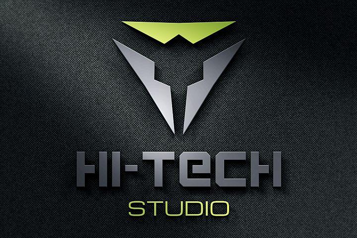 Modern Hi-Tech Logo