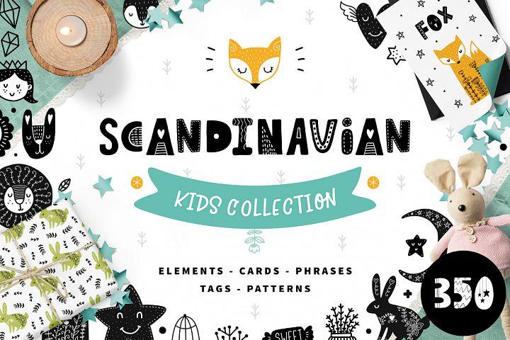Scandinavian Kids Collection