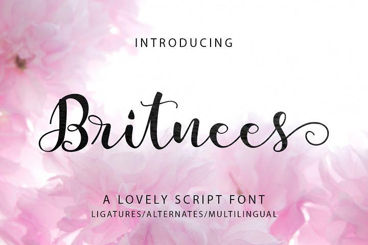 Britnees Script