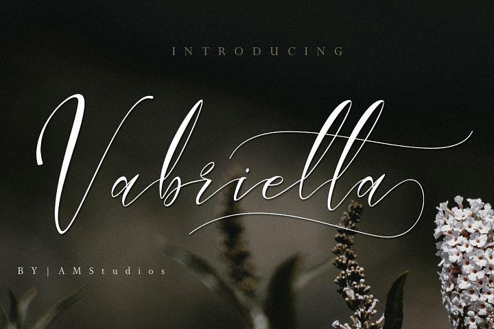 Vabrietta Script