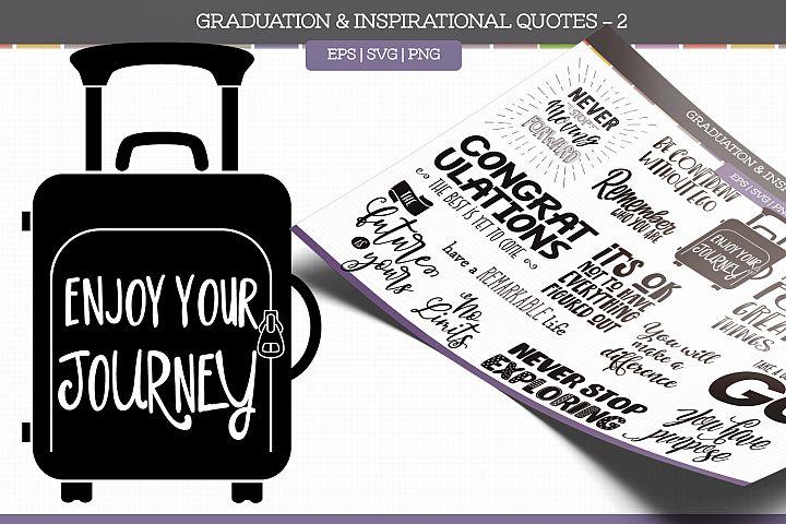 Grad & Inspirational 2