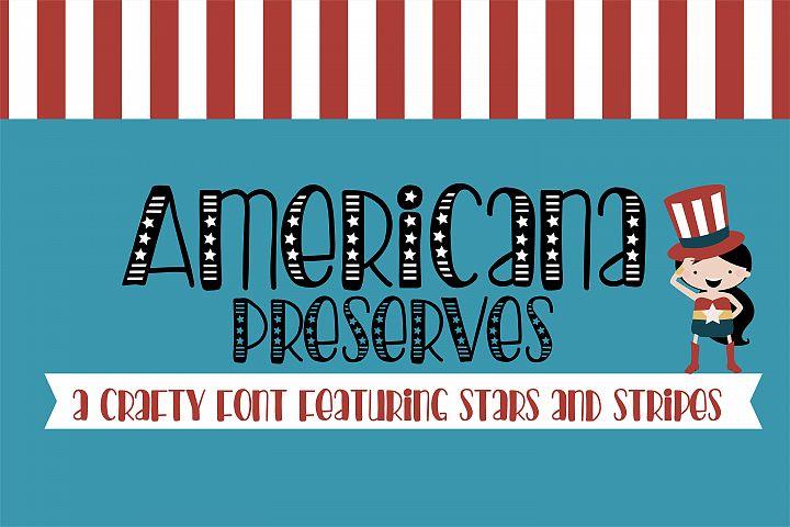 PN Americana Preserves