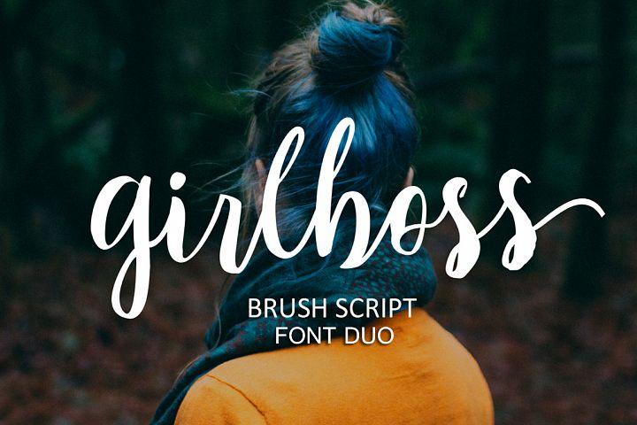 Girlboss Script