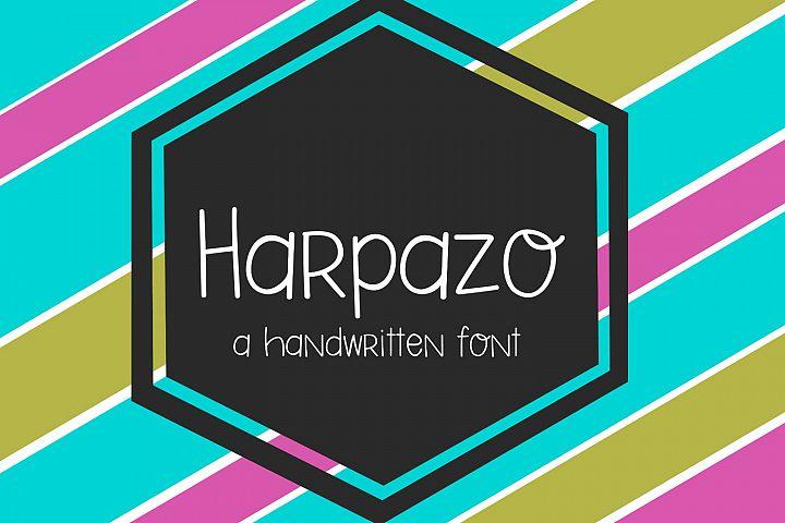 Harpazo Sans