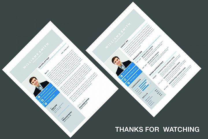 Professional  Resume example 3