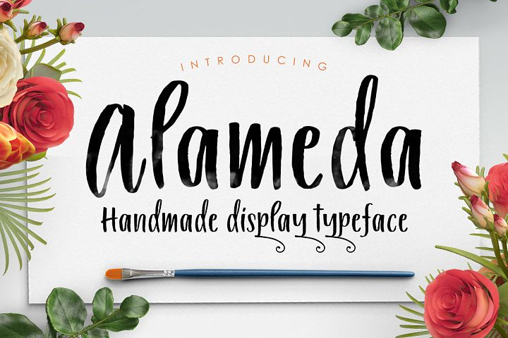 Alameda Typeface