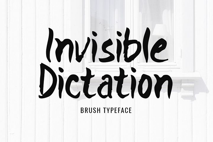 Invisible Dictation