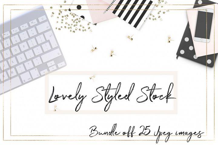 Bundle Styled stock feminine