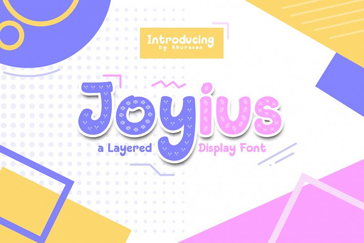 Joyius Display