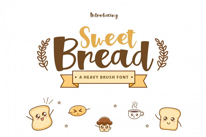 Sweet Bread + Bonus
