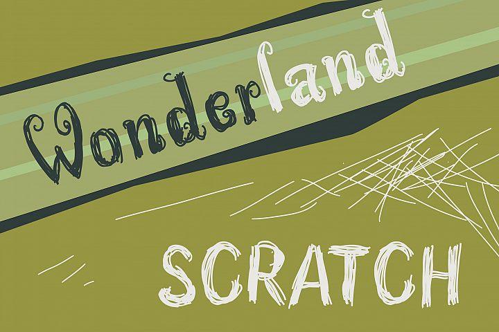 Wonderland Scratch