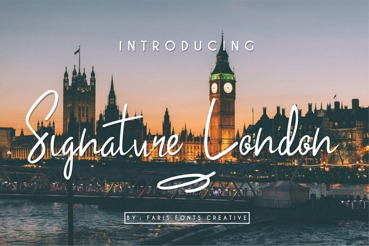 Signature London