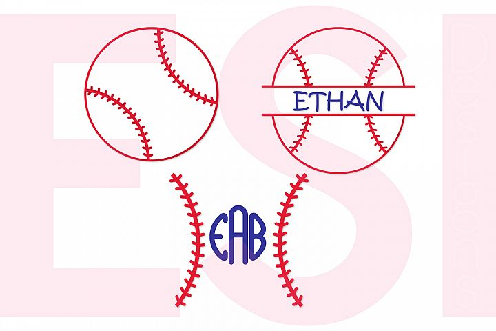Baseball Designs Set