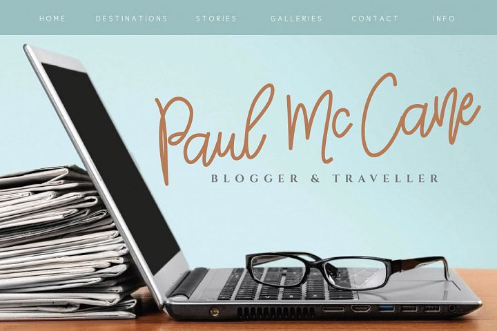 Louie Font - Free Font of The Week Design 2