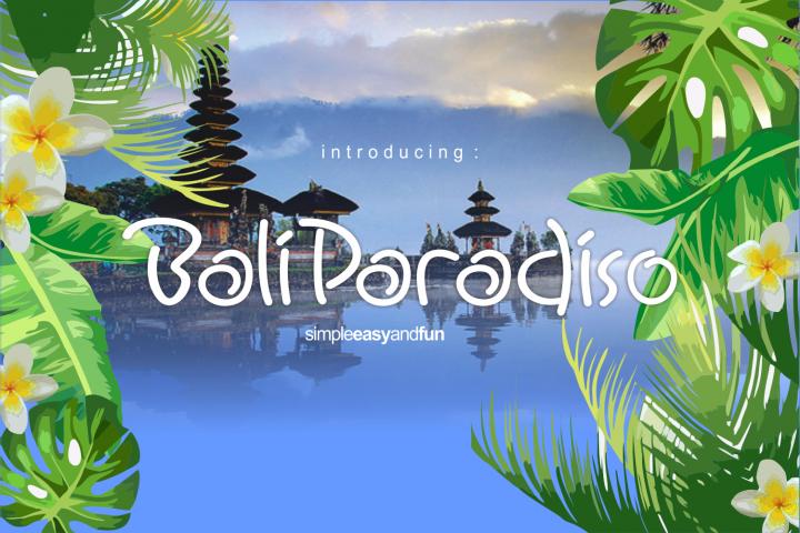 Bali Paradiso