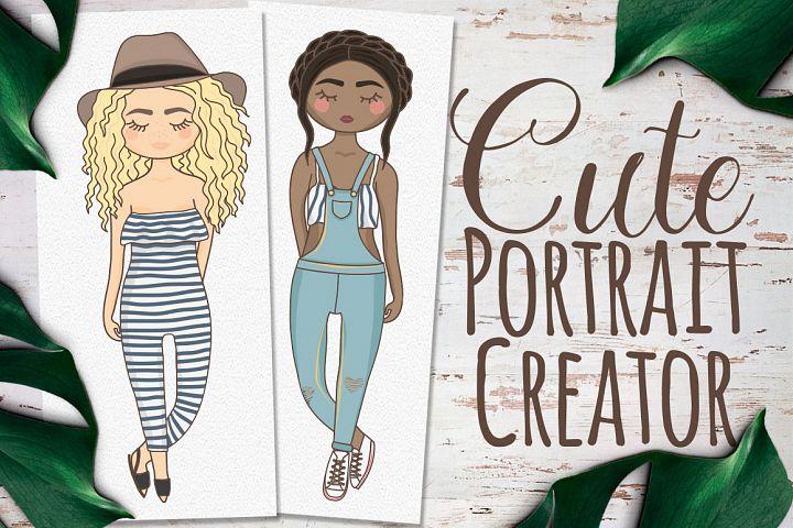 Cute Portrait Creator