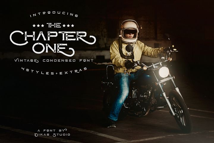 ChapterOne - 4 Styles