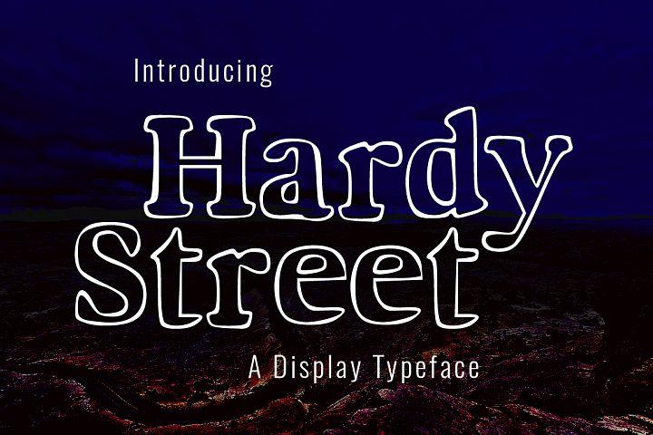 Hardy Street