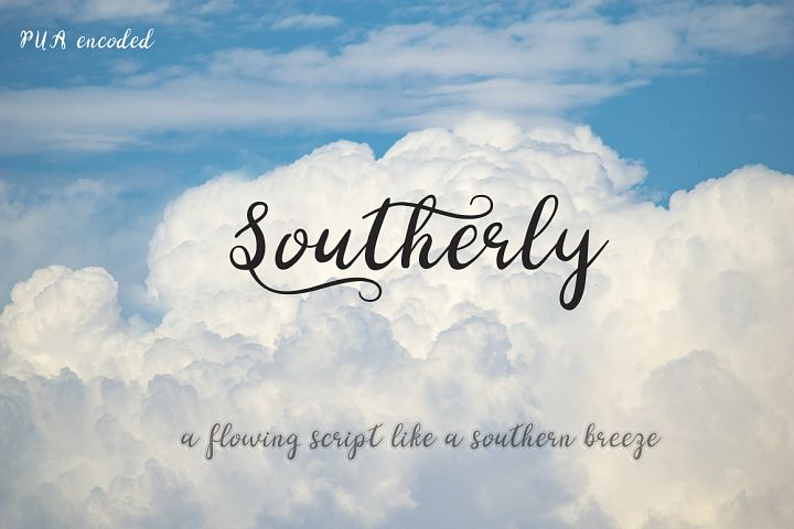 Southerly