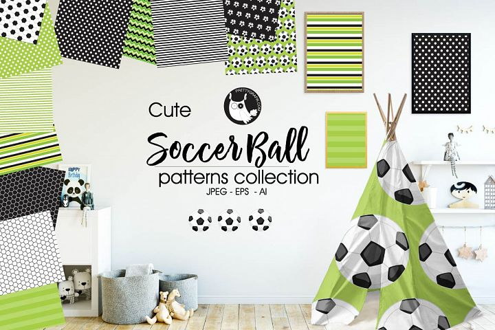 SOCCER-BALL, digital papers