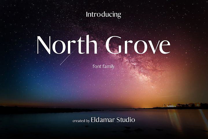 North Grove Font
