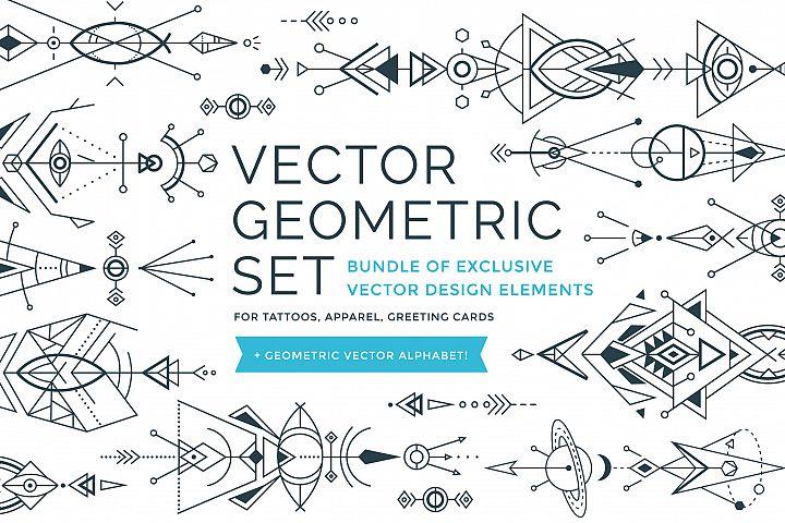 Vector Geometric Set