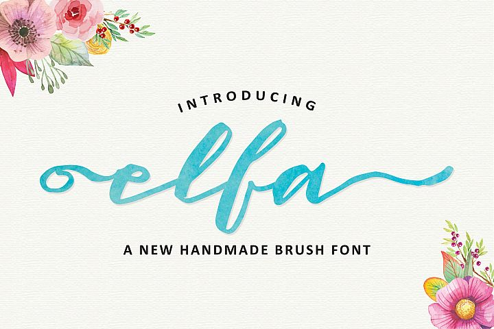 Elfa Brush