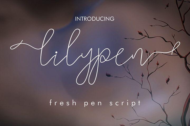 Lilypen