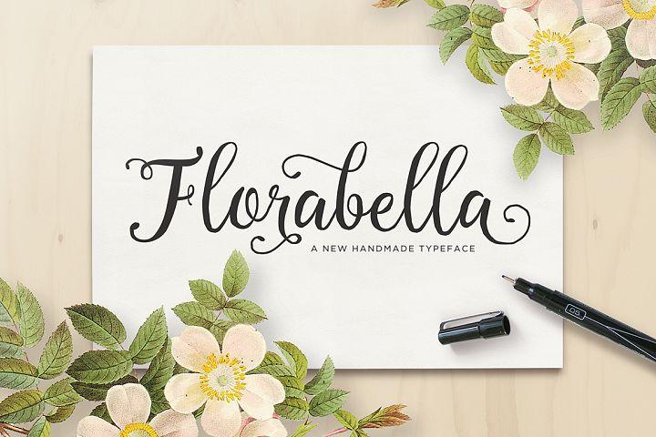 Florabella Typeface