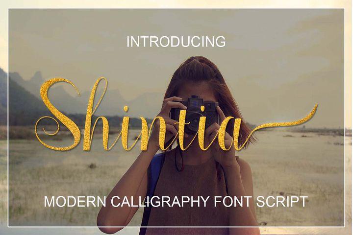shintia script