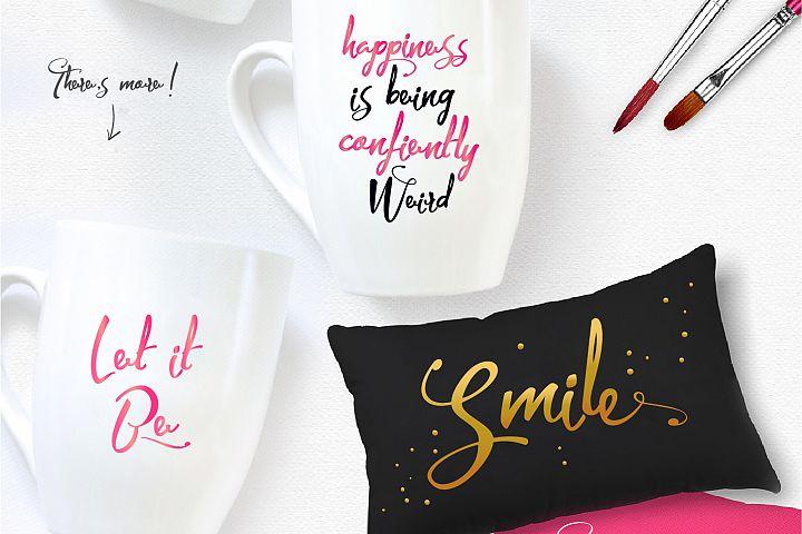 Awesawez - Free Font of The Week Design 1