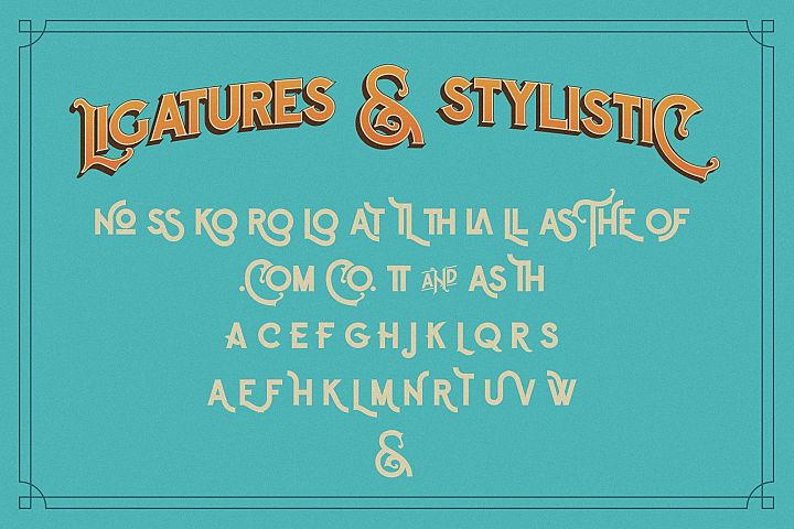 The Witch Typeface - Free Font of The Week Design 3
