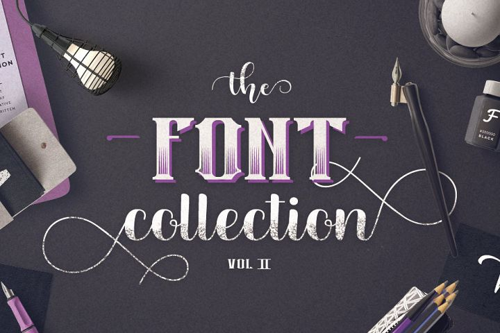 Font Collection Volume II