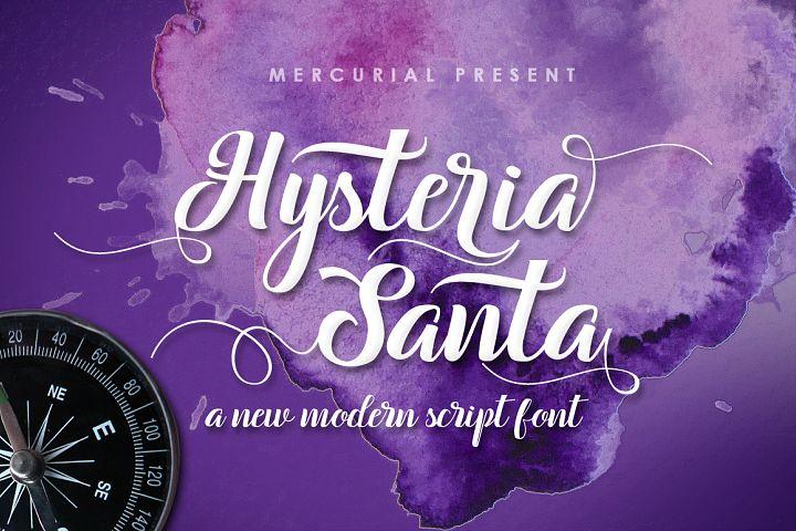 HYSTERIA SANTA