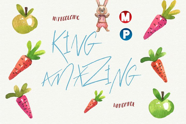 King Amazing