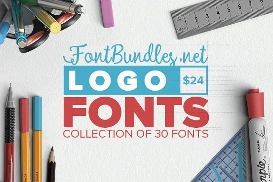 The Logo Fonts Bundle