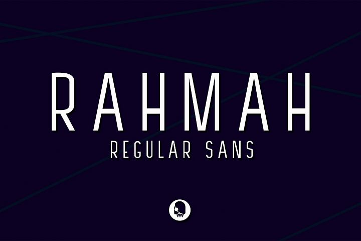 RAHMAH REGULAR SANS