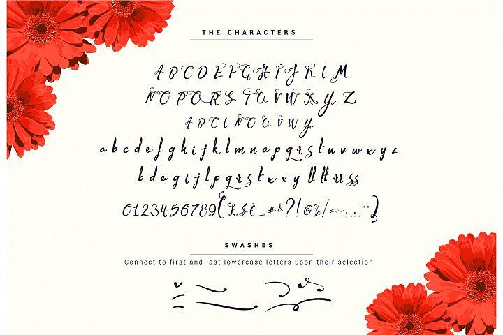 Awesawez - Free Font of The Week Design 2