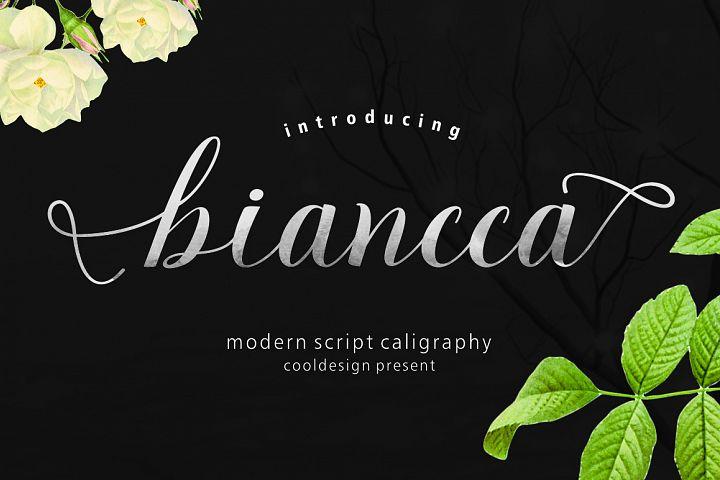 Biancca Script