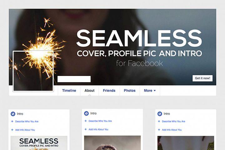 Seamless Facebook Photo Creator